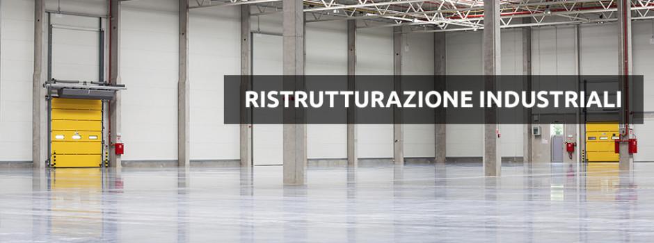 ristrutturazioni industriali e capannoni Milano